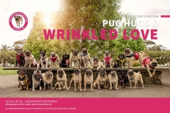 PUG HUGS FRONT COVER